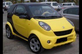 Penjual Mobil di China Jual Smart Fortwo Rp40 Juta