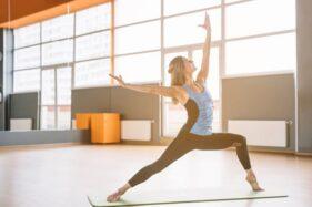 Ilustrasi yoga. (Freepik)