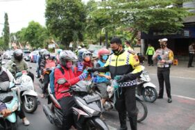 Operasi Patuh Candi 2020 di Karanganyar, Angka Pelanggar Turun Drastis