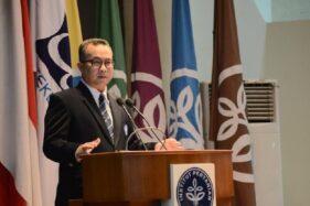 Rektor IPB Arif Satria (Istimewa)