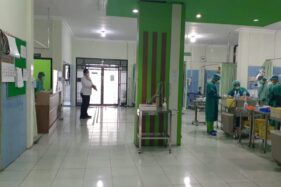 1 Dokter Positif Covid-19, 30 Nakes RSUD Kota Madiun Jalani Isolasi