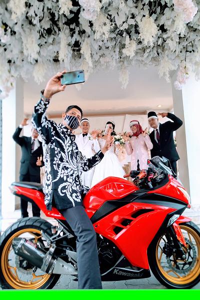 Hotel Sahid Jaya Solo Tawarkan Wedding Drive Thru, Ini Detail Paketnya