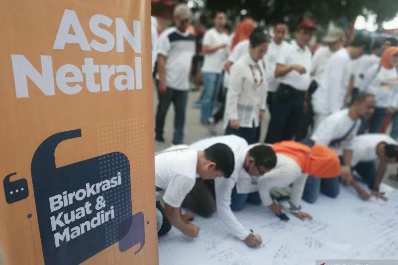 84 ASN di Jateng Kena Sanksi Terkait Pilkada 2020
