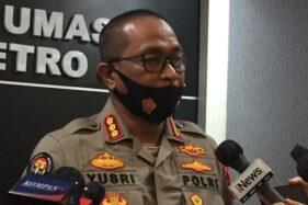 Kabid Humas Polda Metro Jaya, Kombes Yusri Yunus. (Detik.com)
