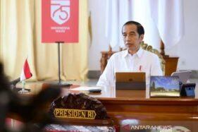 Presiden Joko Widodo. (Antaranews.com/Biro Pers Setpres)