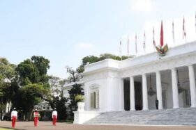 Gegara Covid-19, Hanya 8 Anggota Paskibraka yang Bertugas di Istana