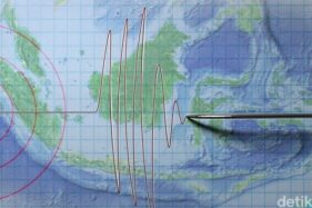 Pulau Sumba NTT Diguncang Rentetan Gempa Bumi, Ini Analisis BMKG