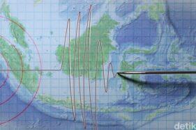 Ilustrasi gempa bumi. (Detik.com)