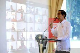 Presiden Joko Widodo (Jokowi). (Antaranews.com/twitter @jokowi)