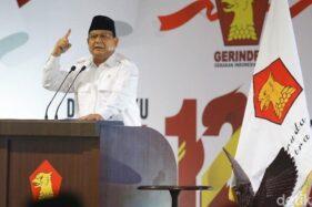 Prabowo Subianto (Detik.com)