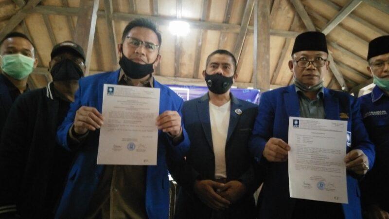 Usung Kustini-Danang, PAN dan PDIP Satu Suara di Pilkada Sleman