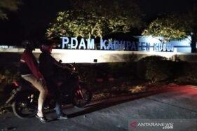 PDAM Kabupaten Kudus, Jawa Tengah. (Antaranews.com)