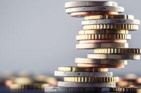 Ilustrasi uang koin. [Shutterstock]