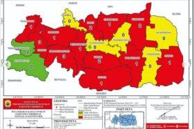 14 Hari Nol Kasus Covid-19, Dua Kecamatan di Grobogan Masuk Zona Hijau
