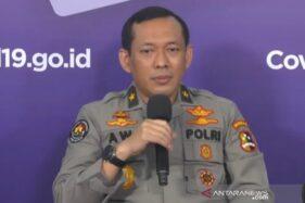 Kepala Biro Penerangan Masyarakat Divisi Humas Polri Brigjen Pol. Awi Setiyono. (Antaranews.com)