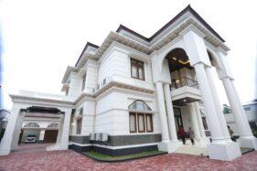 Rumah dinas Wali Kota Solo di Kompleks Loji Gandrung Solo. (Istimewa)