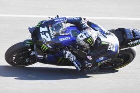 Maverick Vinales meraih pole sitter di MotoGP Austria 2020. (Getty Images)