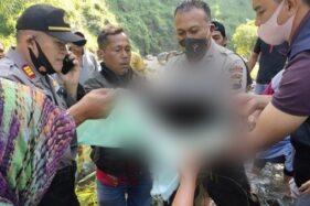 Jasad Bayi Ditemukan di Sungai Serang Semarang, Gegerkan Warga