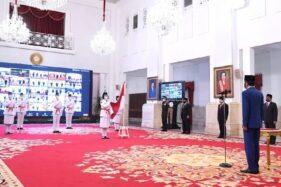 Positif Covid-19, Calon Paskibraka Sulawesi Barat Gagal ke Istana Negara