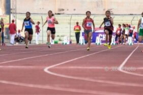 Virtual Running Dies Natalis Fkor UNS Diikuti 1.030 Peserta