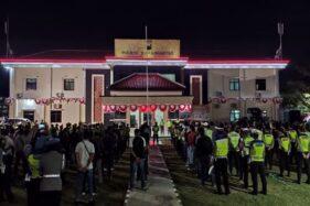 Hati-Hati! Malam 1 Sura, 576 Personel Gabungan Patroli Kerumunan