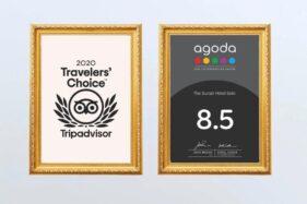 The Sunan Hotel Solo Kembali Raih Penghargaan dari Agoda & Tripadvisor
