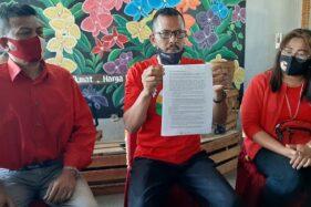 Tolak Hasil Musran, Banteng Solo Bergerak Ngadu ke DPD & DPP PDIP