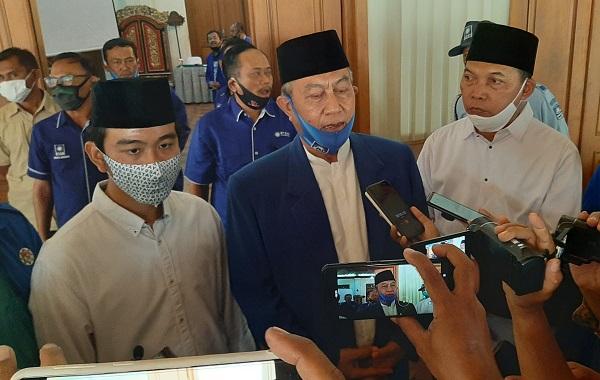 Ketua DPD PAN Solo Achmad Sapari Bantah Usir 2 Pengurus Dari Sekretariat