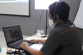 Pembelajaran Online di Sragen Tak Seefektif Tatap Muka