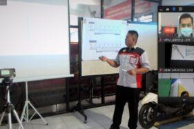 AHM Inisiasi Kontes Kreativitas Mengajar Guru SMK se-Indonesia