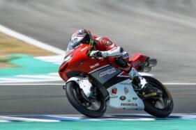 Pebalap Honda Mario Suryo Aji Kembali Balapan di Eropa