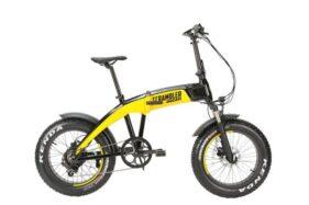 Sepeda lipat Ducati. (Istimewa)