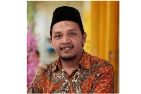Ajie Najmuddin (Istimewa/Dokumen pribadi)