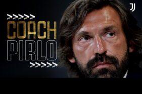 Juventus Tunjuk Andrea Pirlo Sebagai Pelatih, Ini Respons Juventini Solo