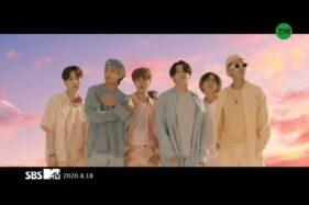 21 Menit Dirilis, Dynamite BTS Capai 10 Juta Views