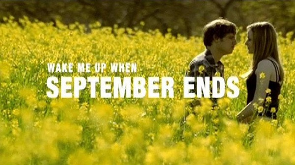 Sedih, Ini Makna Lagu Wake Me Up When September End Green Day
