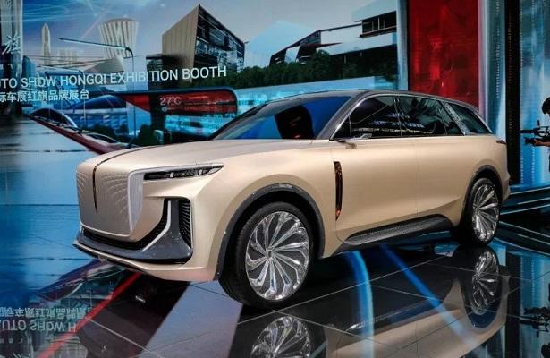 Di tengah Covid-19, Penjualan Mobil China Hongqi Naik Hingga 108%