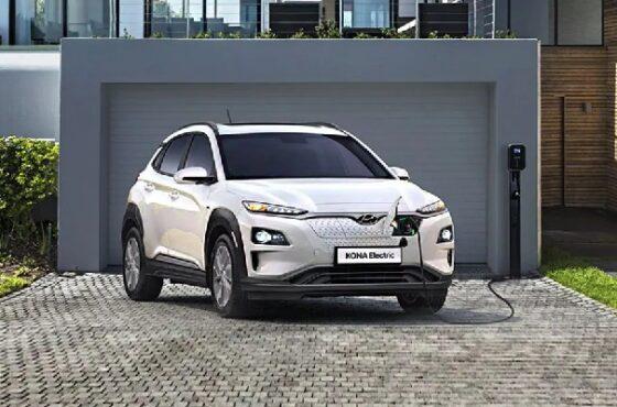 Hyundai Kona Electric. (Istimewa)