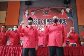 Resmi! KPU Boyolali Tetapkan Said-Irawan Paslon Tunggal Pilkada 2020