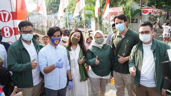 Bertemu Gibran, Gerakan Milenial Indonesia Ingin Ada Sentra Etalase UMKM Anak Muda di Solo