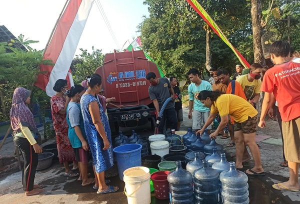 Perumda Air Minum Sukoharjo Bantah Kekeringan Di Kragilan Kartasura Karena Proyek Sumur Dalam