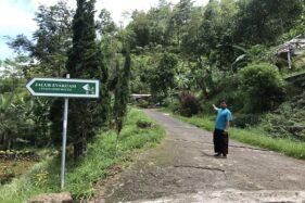 Waspada! Semua Desa di Tawangmangu Karanganyar Rawan Longsor