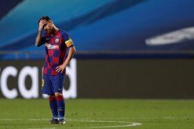 Alamak! Lionel Messi Terancam Hukuman Larangan Bertanding 12 Laga