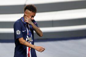 Gagal Bawa PSG Juara Liga Champions, Neymar Mewek