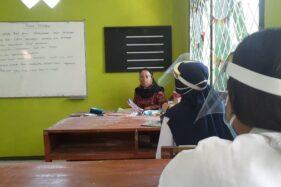 Sekolah Luar Biasa di Madiun Uji Coba Pembelajaran Tatap Muka, Begini Respons Siswa