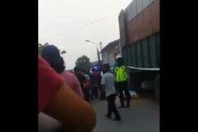 Cek Fakta: Hoax Satu Kontainer Sabu Disita Polisi Beredar di Grup Facebook Boyolali kota