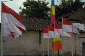 Ilustrasi bendera Merah Putih (Istimewa)