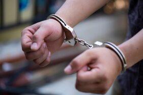 Ilustrasi penahanan tersangka. (Freepik)