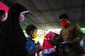 Warga Nol Covid-19, Desa di Kab Semarang Ini Gelar Syukuran