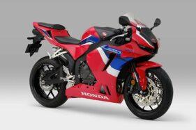 Harga Rp200 Jutaan, Honda CBR600RR Mulai Dijual Pekan Ini